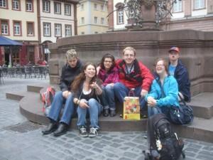 Unterwegs in der Altstadt