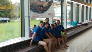 Unser Schwimmteam